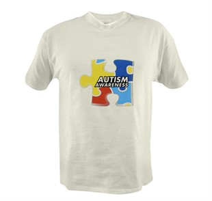 Autism Awareness T-shirt - Large
