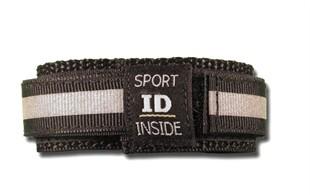 Sport ID Bracelet Velcro Strap w. Sharpie