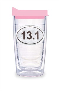 13.1 Tervis Tumbler 16 oz with Pink Travel Lid